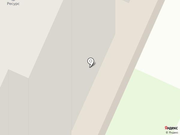 ТехПромСтиль на карте Вологды