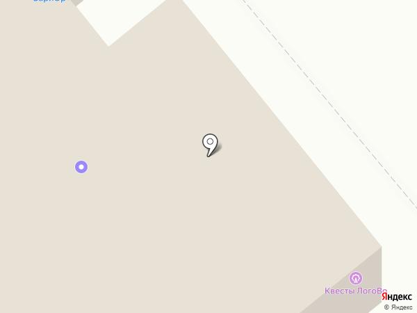 ЛогоВо на карте Вологды