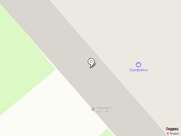 Вологодские оконные системы на карте Вологды