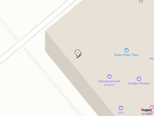 ТандемСтрой на карте Вологды