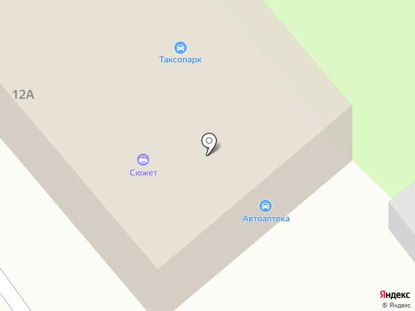 Сантехдом на карте Вологды