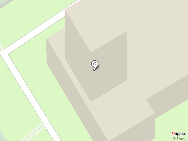 Церковь Покрова Пресвятой Богородицы на Козлёне на карте Вологды