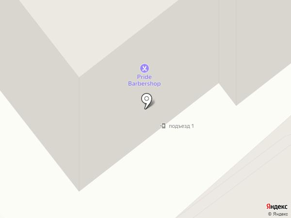 Магазин строительно-хозяйственных товаров на карте Вологды