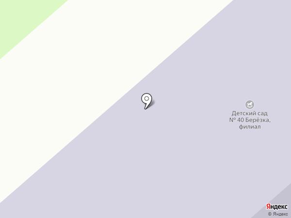 Информацонно-методический центр, МБУ на карте Вологды