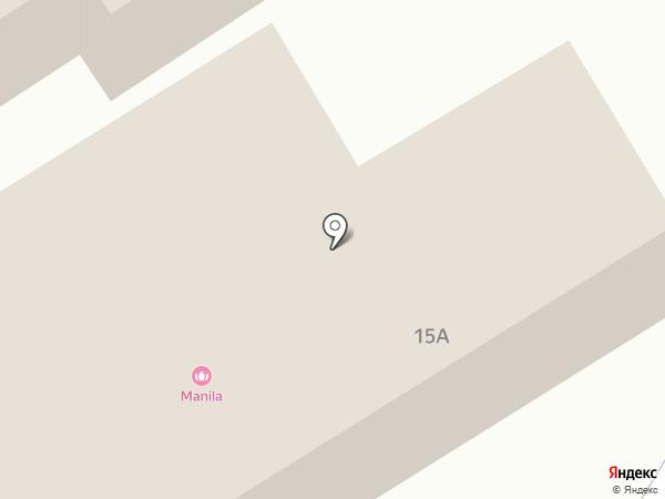 Таганка на карте Вологды