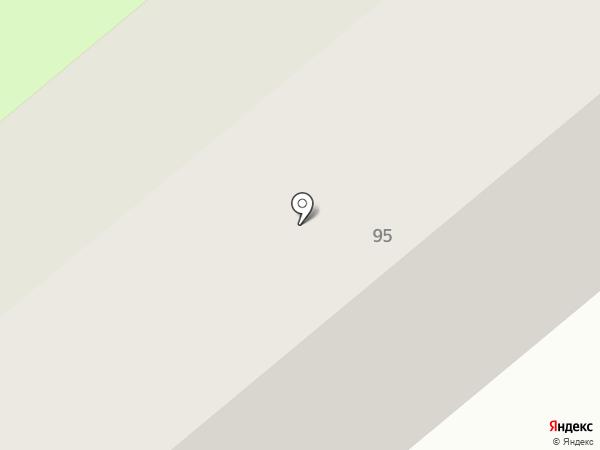 ЖСК №12 на карте Вологды