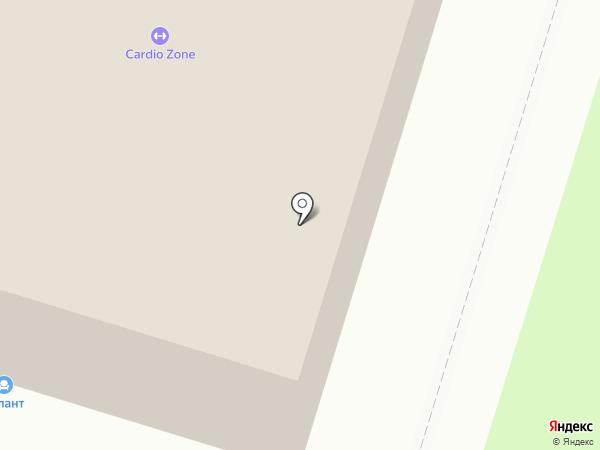 Today на карте Вологды