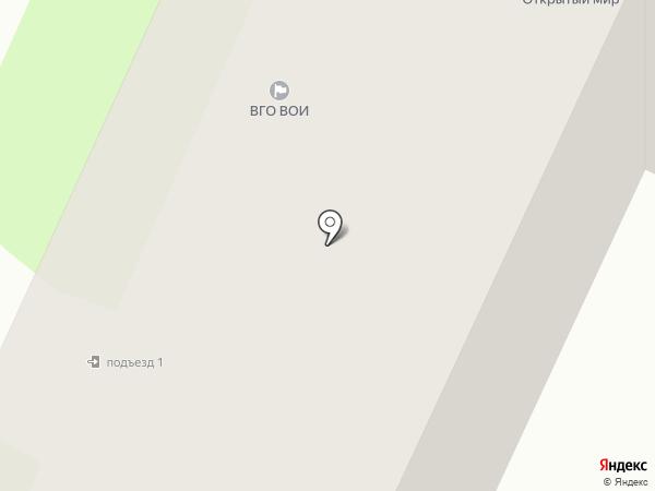 Вилед35 на карте Вологды