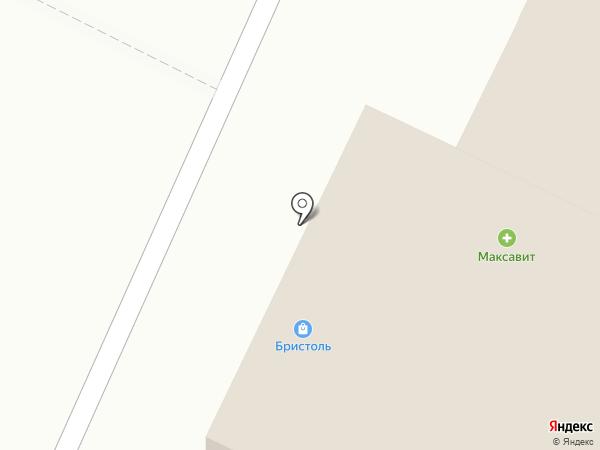 АСгард на карте Вологды