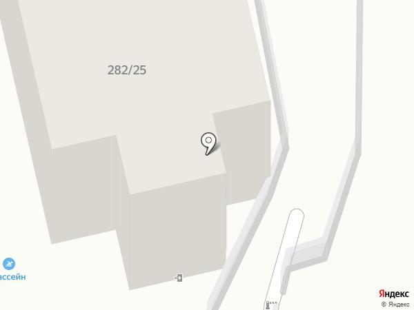 М Отель на карте Сочи