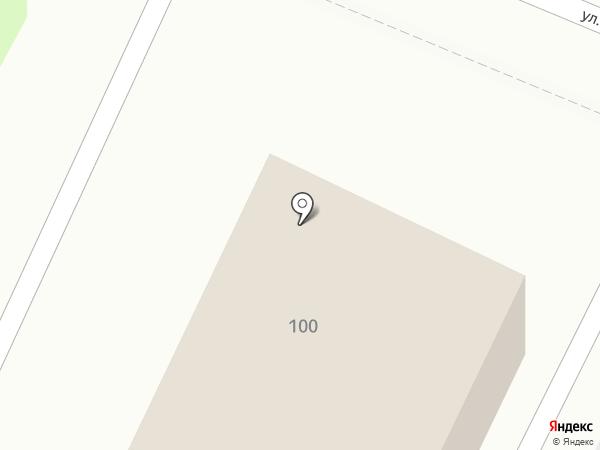Шувалово на карте Вологды