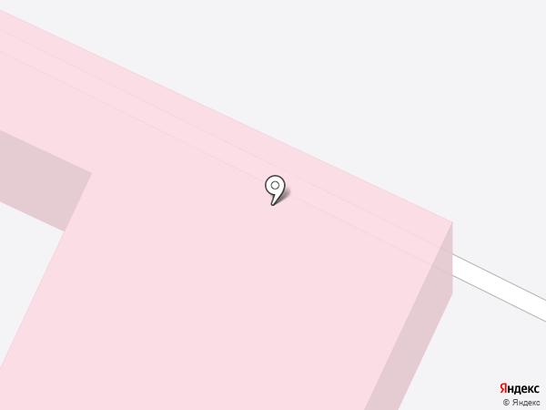 Специализированный дом ребенка №1 на карте Вологды