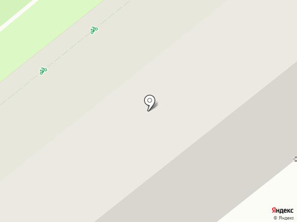 Всестилевая федерация каратэ г. Вологды на карте Вологды