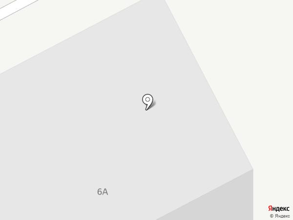 Стар Трак на карте Вологды