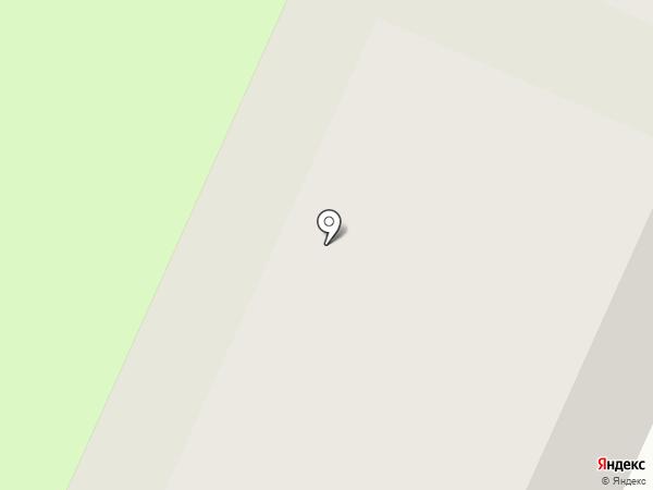 Рина на карте Вологды