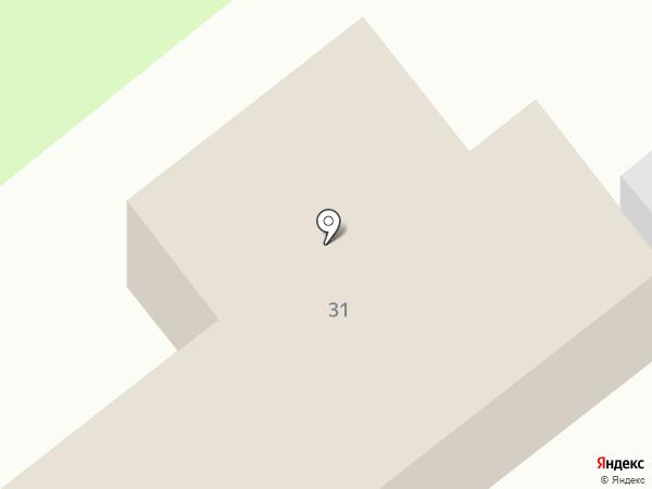 Теплолес на карте Вологды