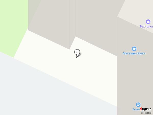 Магазин игрушек на карте Вологды