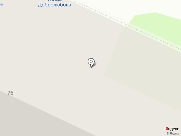 Вологодский Грузообоз на карте Вологды