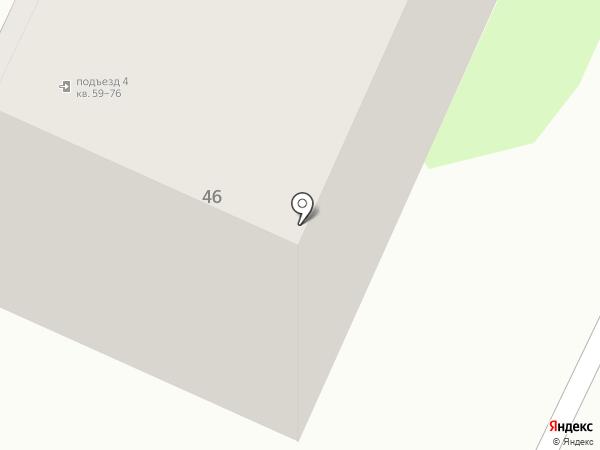 О-Мега на карте Вологды