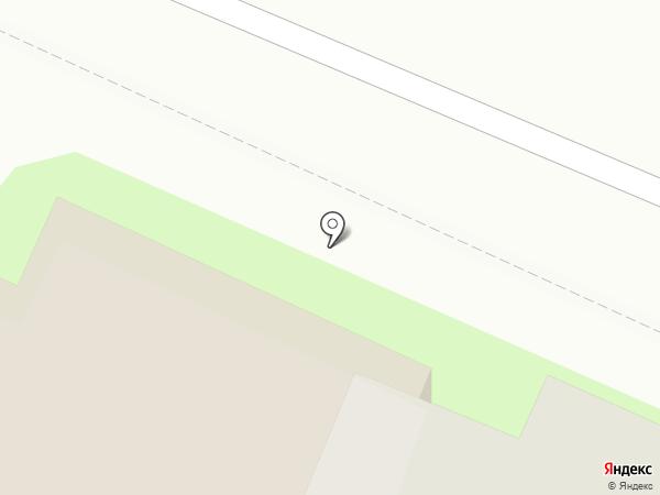 Любимый Дом на карте Вологды