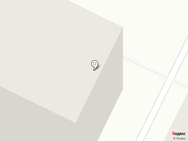 Амбарчик на карте Вологды