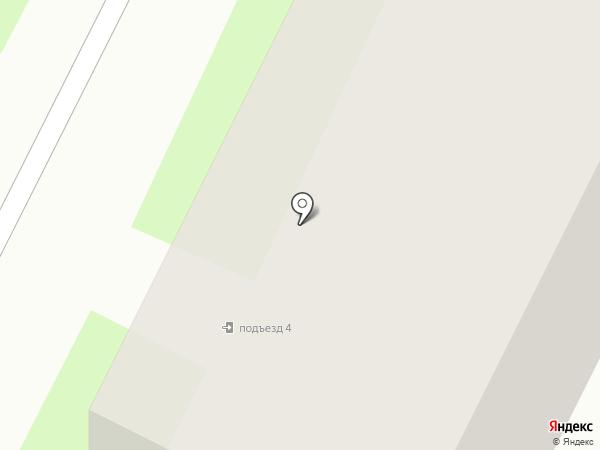 Палинар на карте Вологды