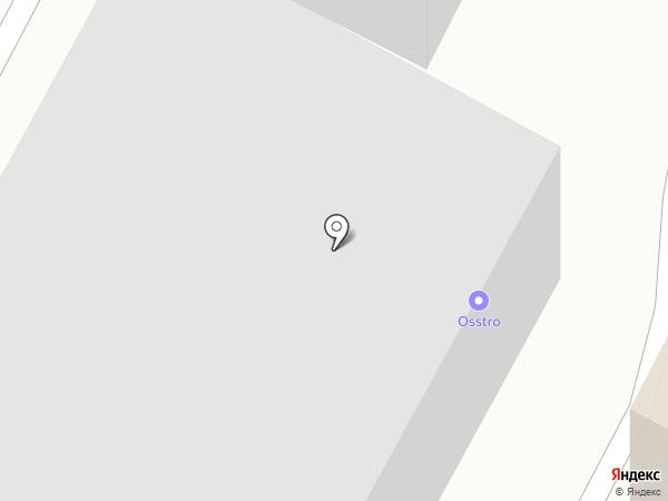 Меркурий на карте Вологды
