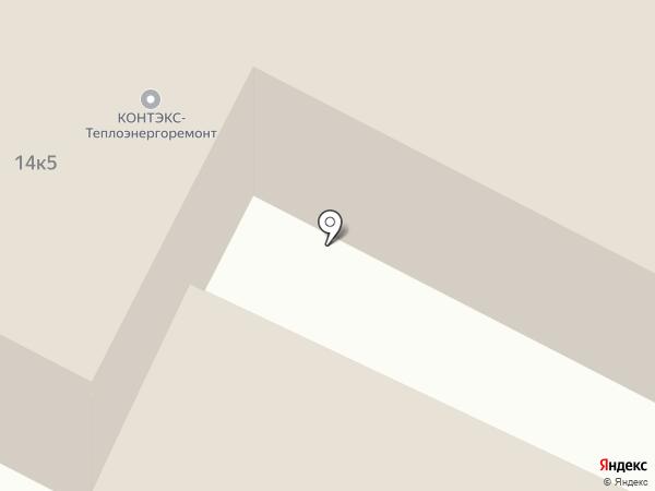 Вологодская экспертная компания на карте Вологды