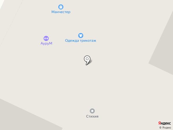 Галерея Дверей на карте Вологды