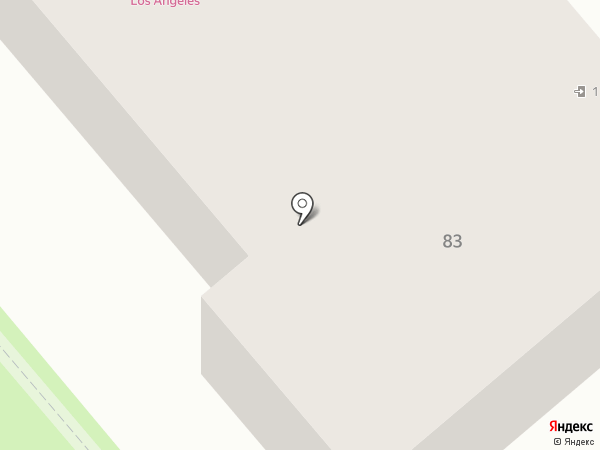 Victoria на карте Вологды