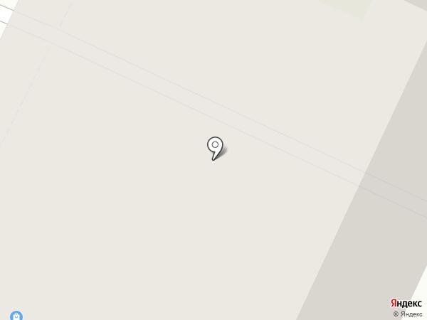 Цех №6 на карте Вологды