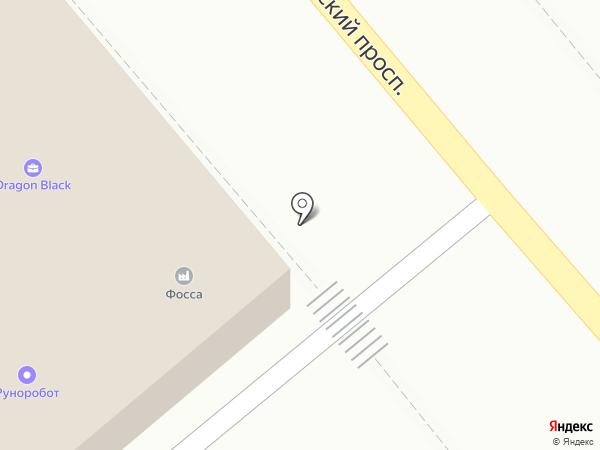 Чердак на карте Вологды