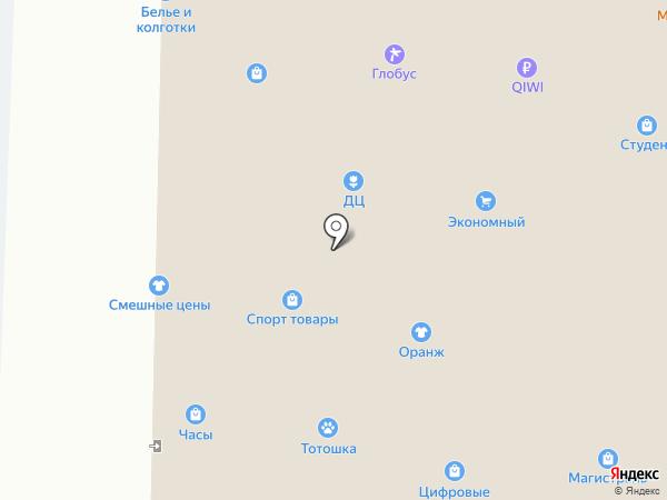 Цифровые системы на карте Вологды