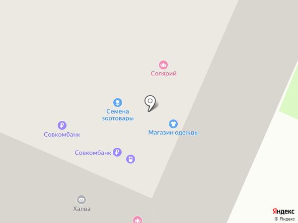 Вологдаэнергосбыт на карте Вологды
