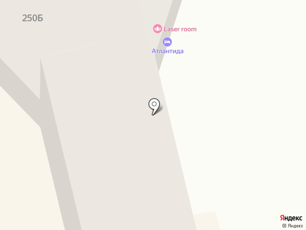 Вершина Строй на карте Сочи