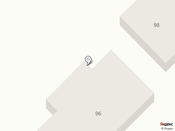 АТС на карте Аксая