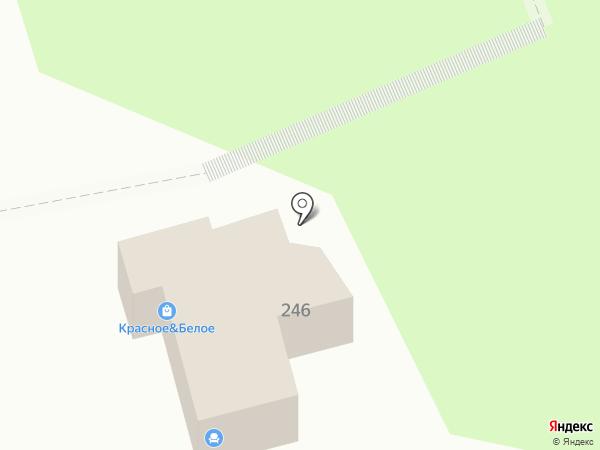 Олимп Паркета на карте Сочи