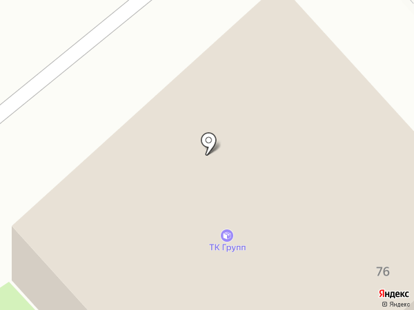 Вологдастрой на карте Вологды