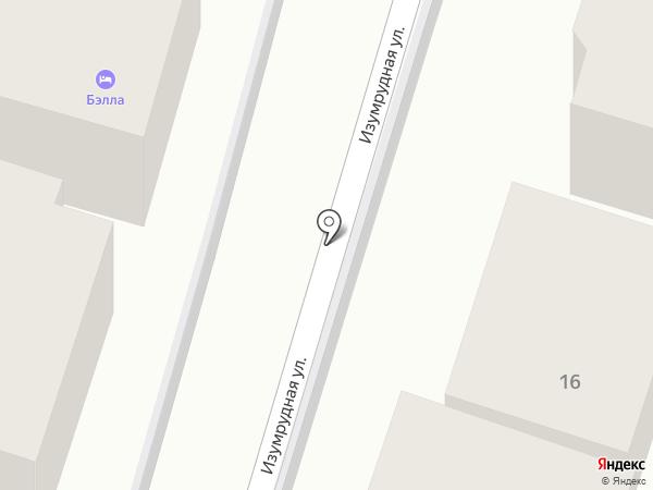 Кабинет невролога на карте Сочи