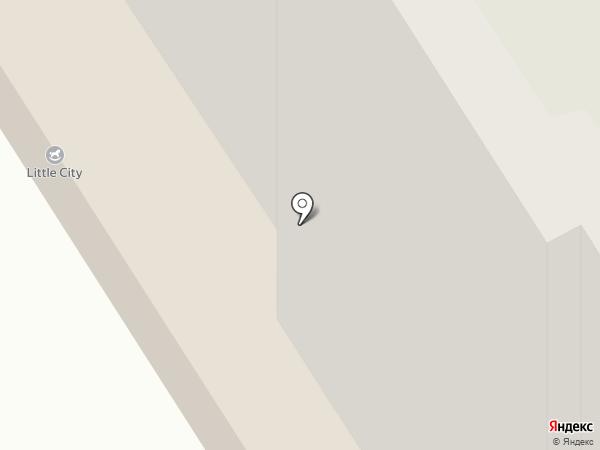 Симона на карте Ярославля