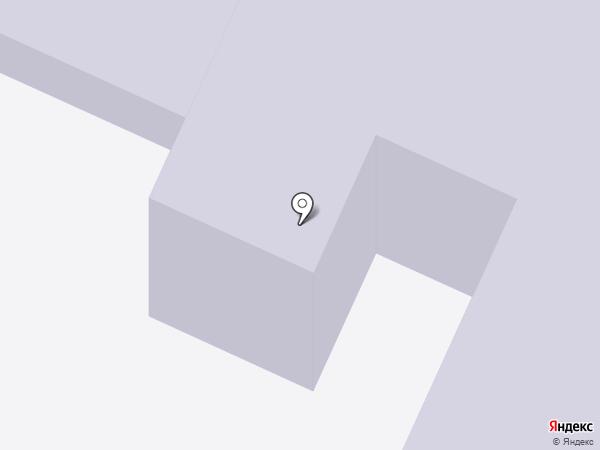 Средняя общеобразовательная школа №37 на карте Вологды