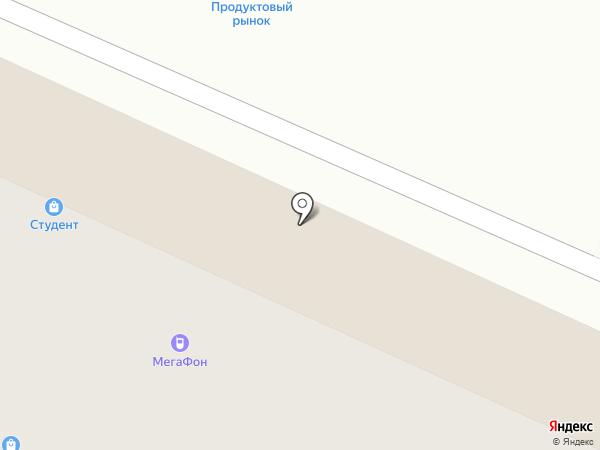 Торгово-сервисный центр на карте Вологды