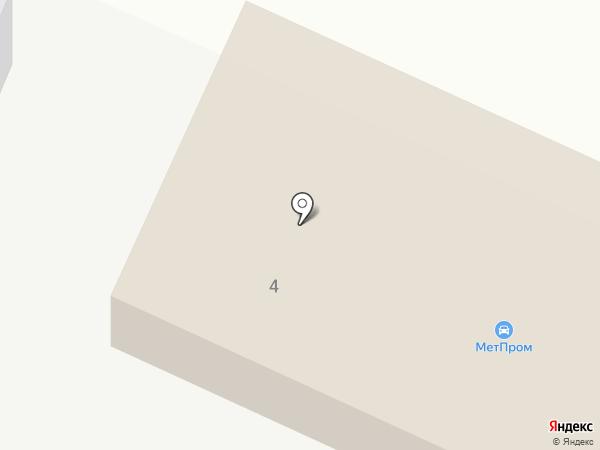 Ярдормост, ГП на карте Кузнечихи