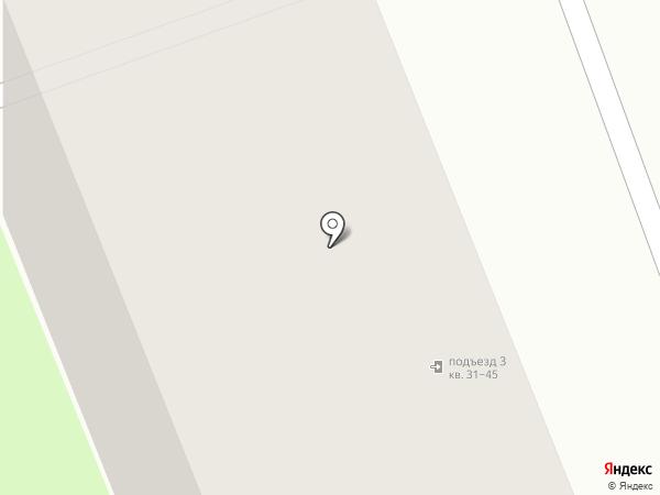 Наш дом на карте Вологды