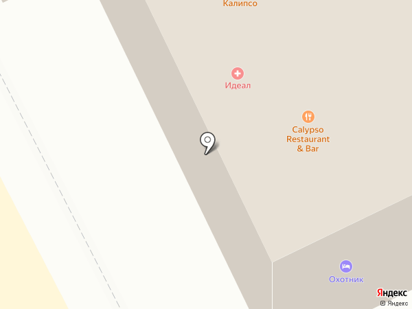 Идеал на карте Сочи
