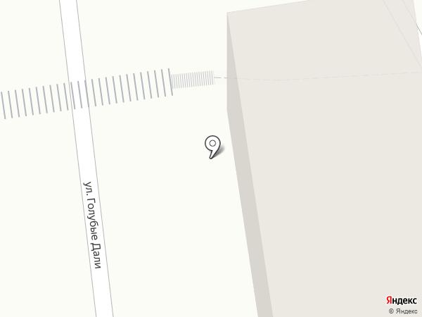 Ясин на карте Сочи