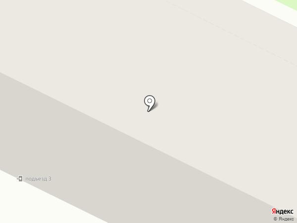 Авто Лига на карте Вологды