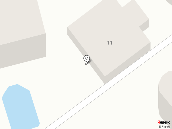 Минивэн транс на карте Сочи
