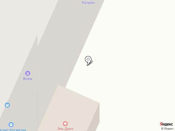 Катрин на карте Вологды