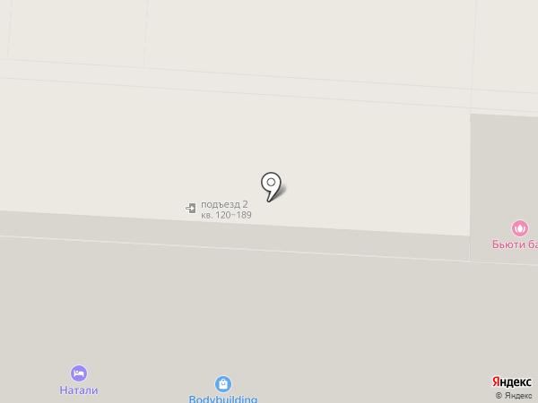SilverSpa на карте Сочи